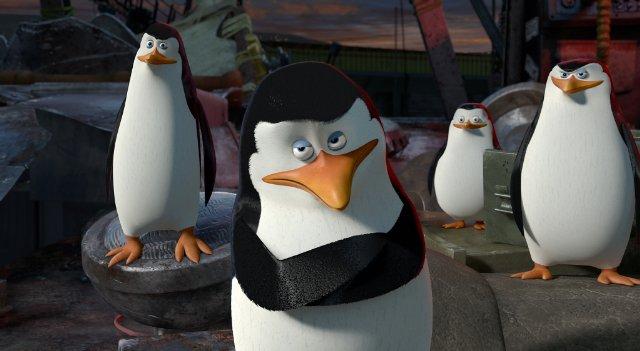 madagascar fugitivos pinguinos