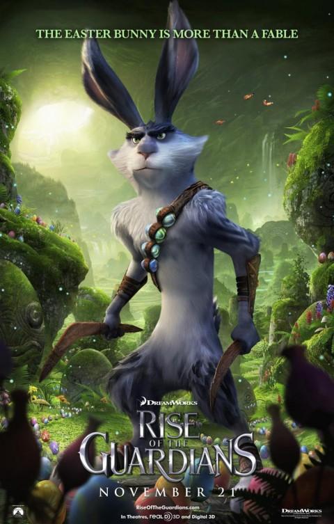 conejo pascua origen guardianes