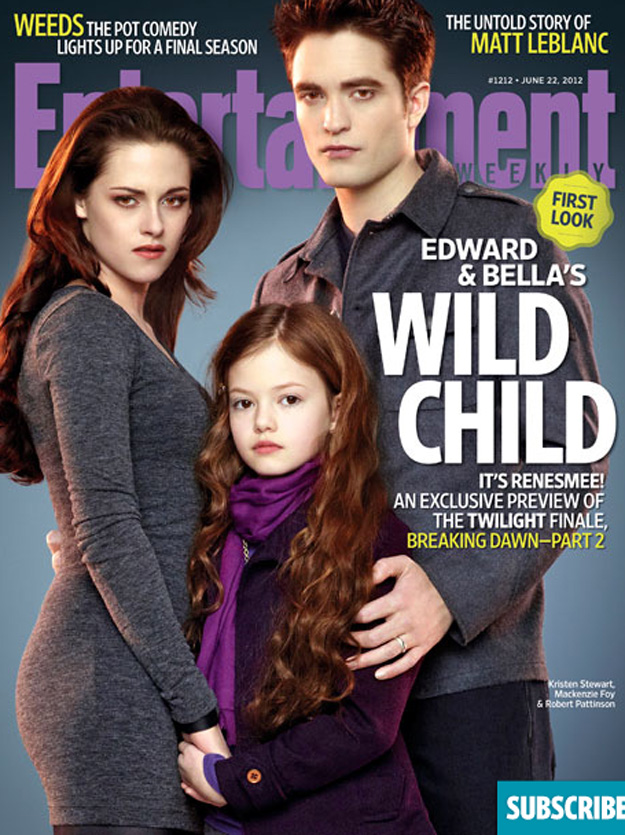 renesmee edward bella EW