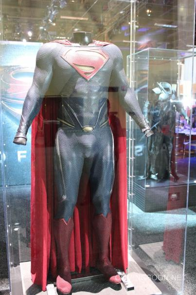 traje kal el superman