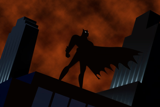 batman serie animada