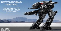 ed 209 robocop 2013