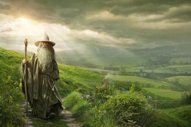 hobbit gandalf viaje inesperado