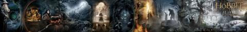 hobbit leyenda scroll large