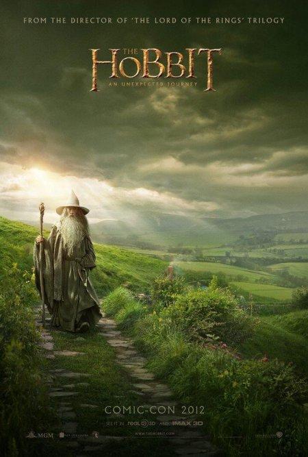 El Hobbit... Gandalf esta de vuelta