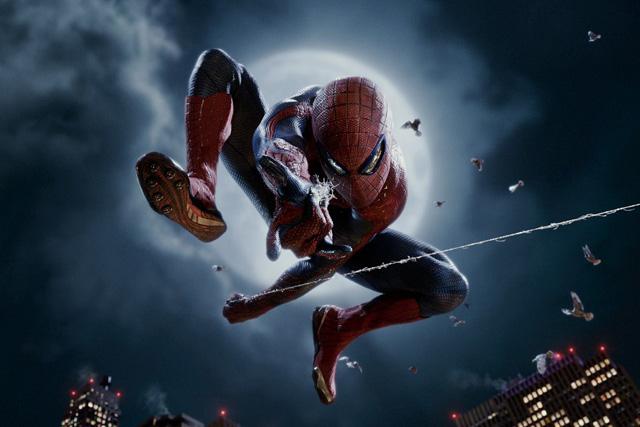sorpendente hombre araña 2012 spiderman
