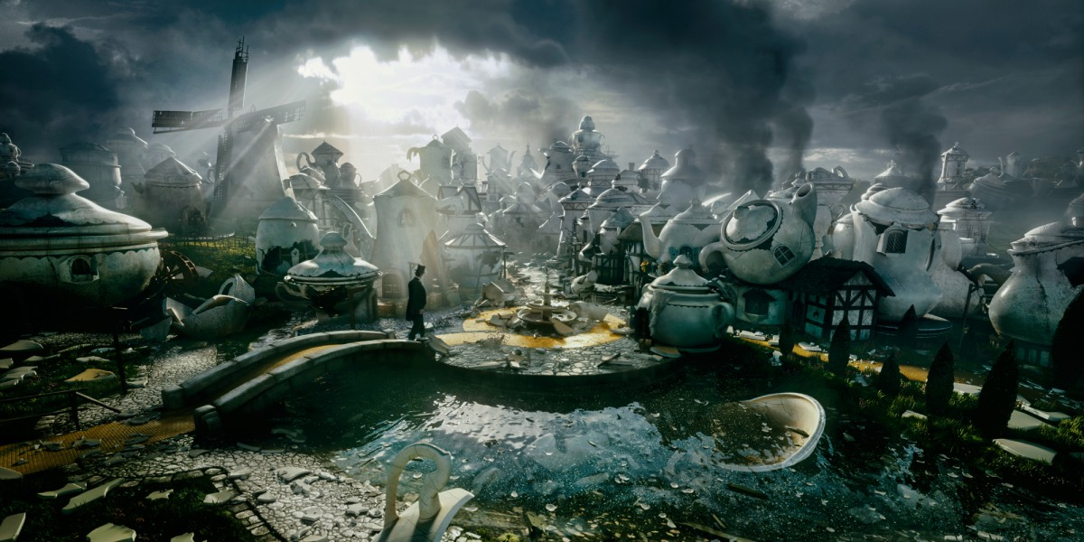 oz great powerful teapotland