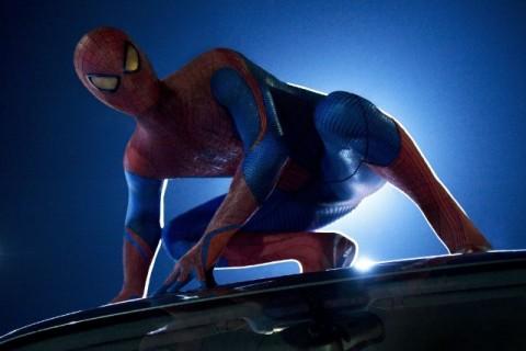 sorprendente hombre araña 2012 spiderman