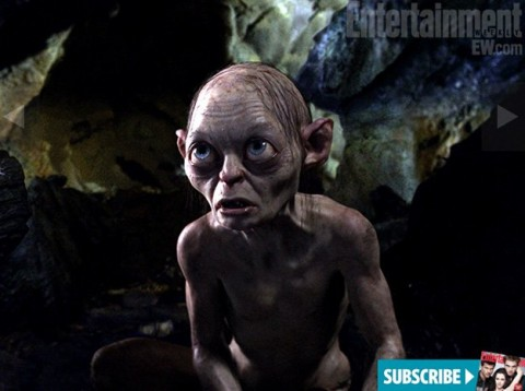 Gollum regresa.... ¡My precioussss!
