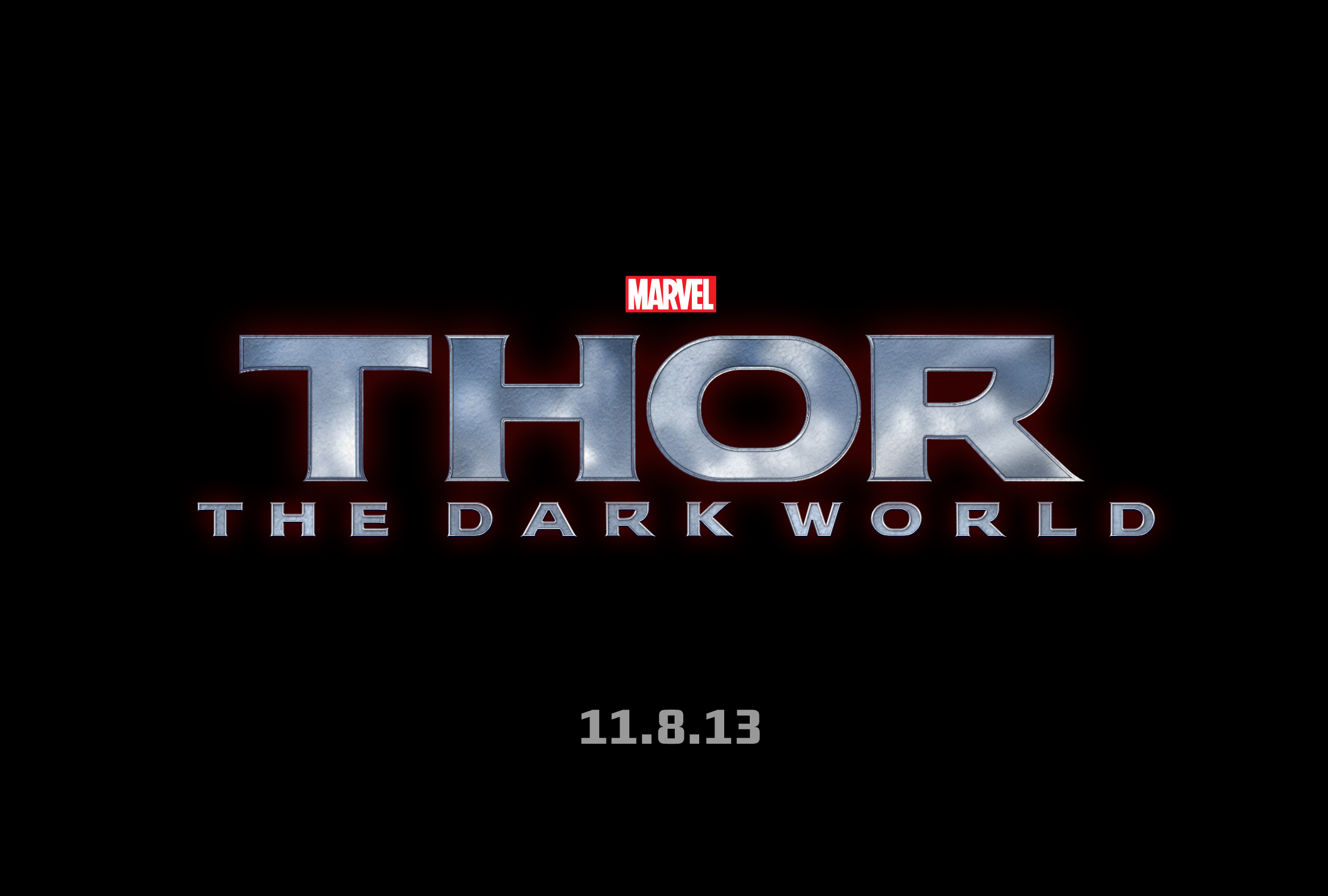 thor 2 dark world logo