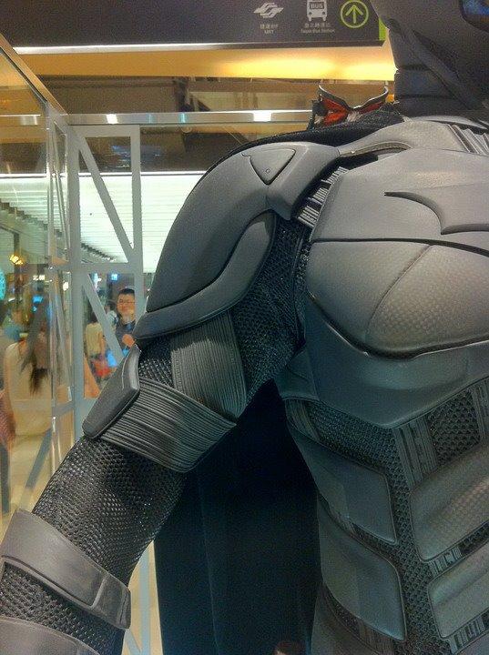 traje batman vestuario
