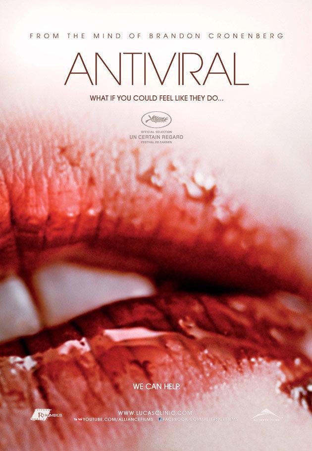 antiviral poster cronenberg