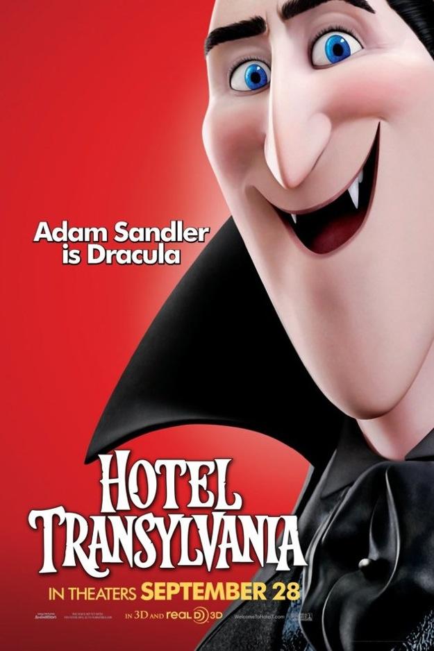 dracula hotel transylvania