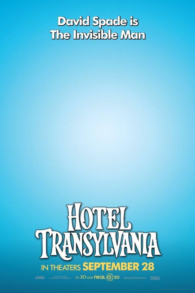 hombre invisible hotel transylvania