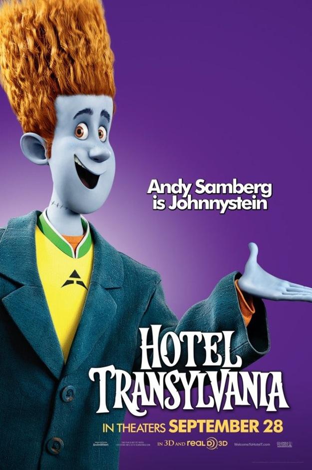 johnnystein hotel transilvania humano