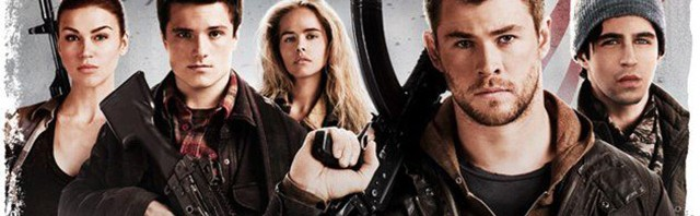 elenco red dawn despertar rojo