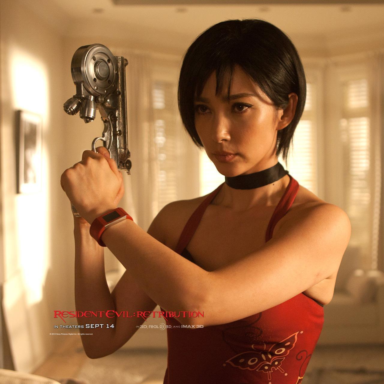 resident evil venganza ada wong li bingbing