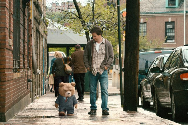 ted oso pelicula mark wahlberg