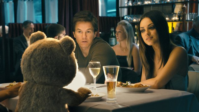 ted oso mark wahlberg mila kunis