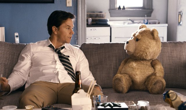 ted oso mark wahlberg pelicula