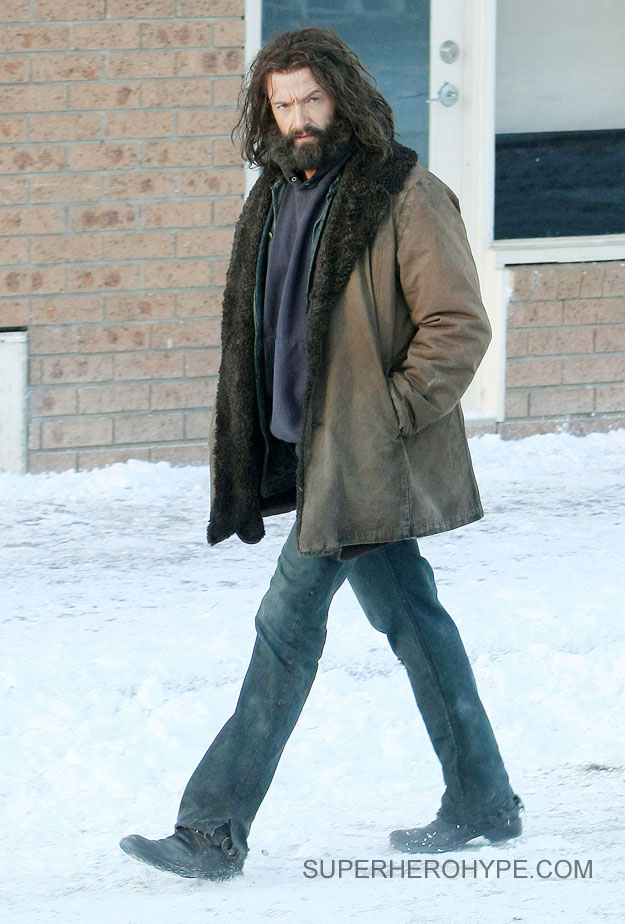 wolverine hugh jackman 2012