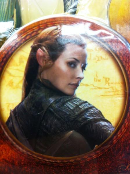 Evangeline Lilly Hobbit Viaje Inesperado