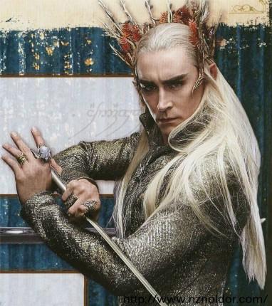 elfo hobbit viaje inesperado