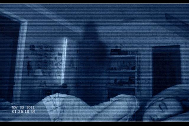 actividad paranormal 4 fantasma munga