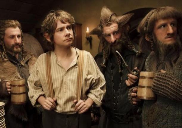 bilbo nori ori fili hobbit viaje inesperado