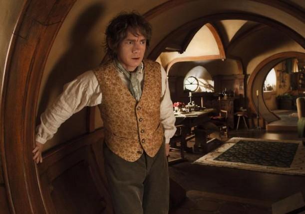 bilbo hobbit viaje inesperado