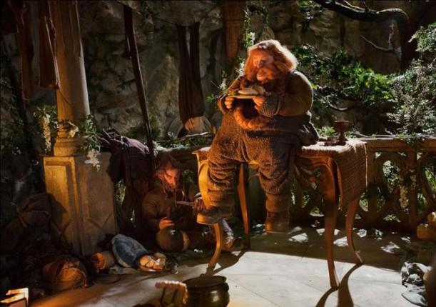 bombur hobbit viaje inesperado