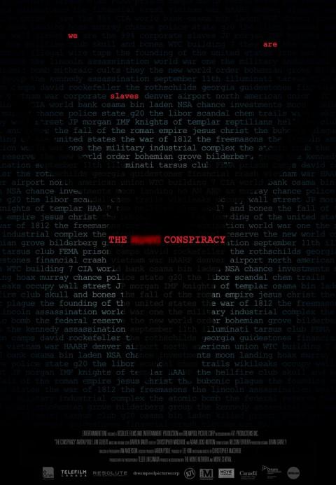 conspiracion poster
