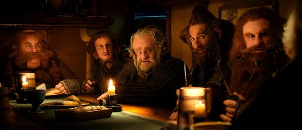 hobbit enanos viaje inesperado