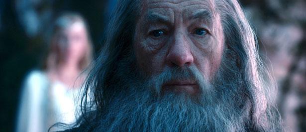 hobbit gandalf gris