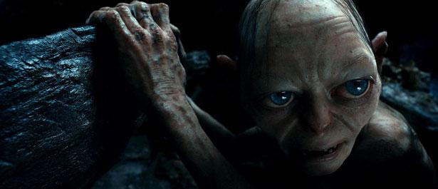hobbit gollum viaje inesperado