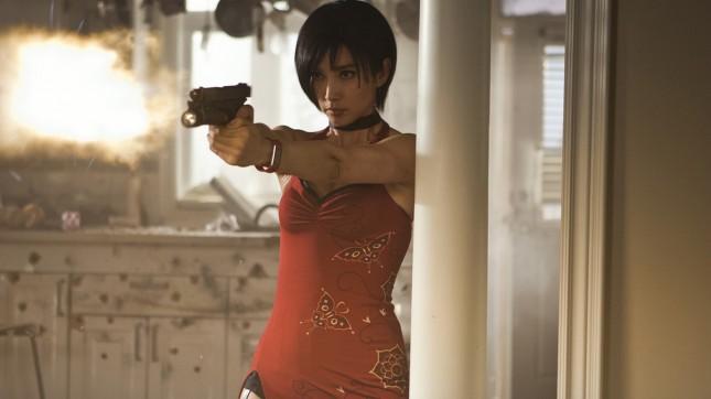 resident evil 5 venganza ada wong li bingbing