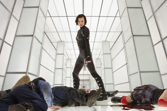 resident evil 5 venganza alice milla jovovich
