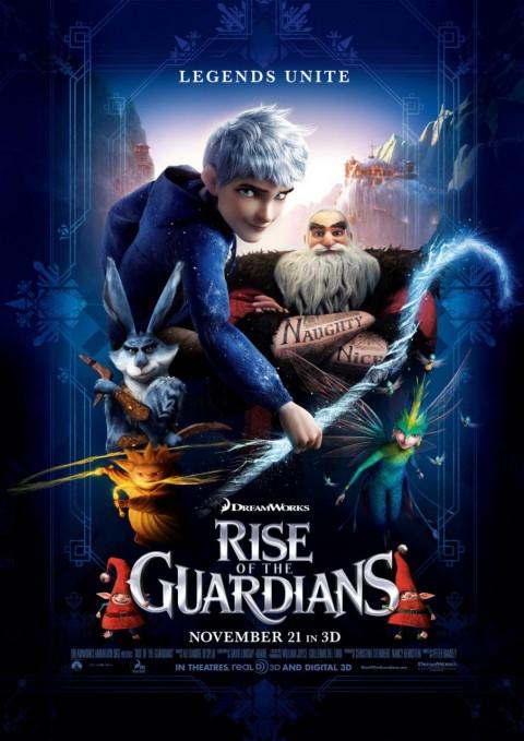 leyenda guardianes poster