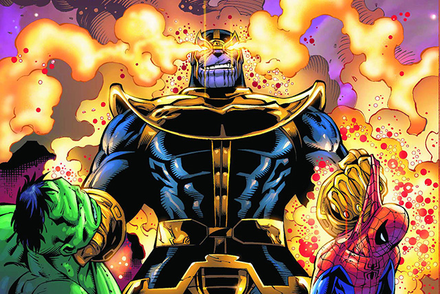 thanos marvel fase dos