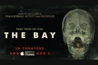 the bay actividad paranormal