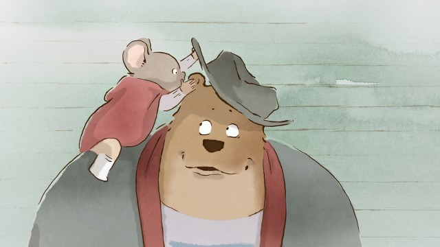ernest and celestine animacion francesa francia oso raton