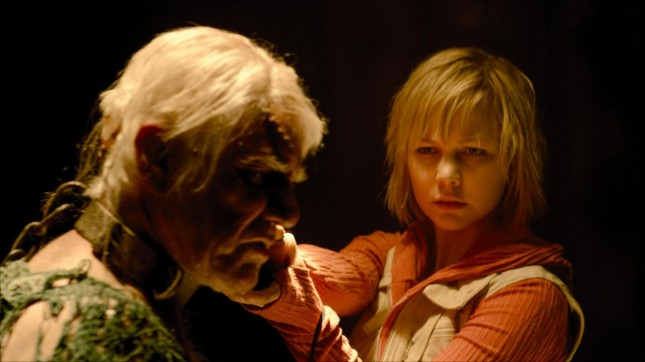 adelaide clemens malcolm mcdowell silent hill revelacion