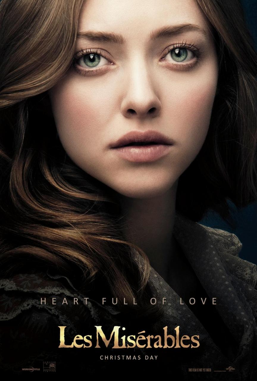 amanda seyfried cosette los miserables