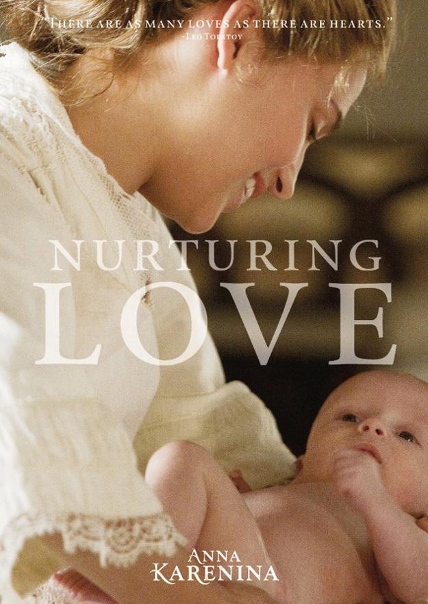 anna karenina amor nutritivo poster