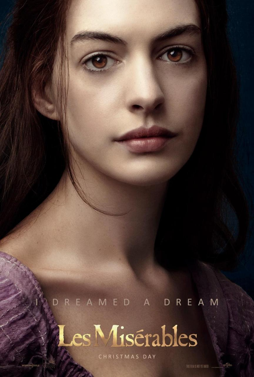 fantine anne hathaway los miserables