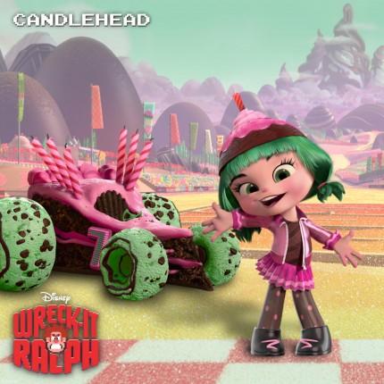 Candlehead ralph demoledor