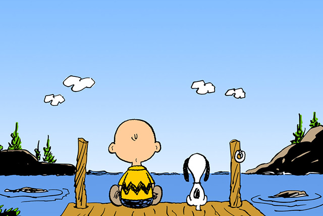peanuts charlie brown snoopie