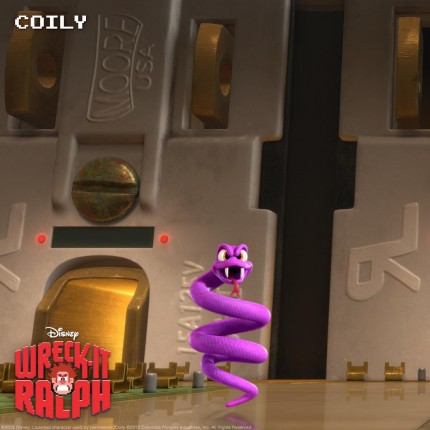 coily ralph demoledor