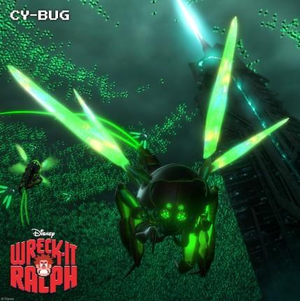 cy bug ralph demoledor