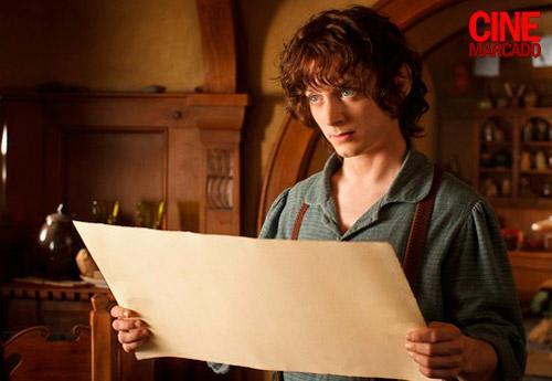 elijah wood hobbit viaje inesperado frodo